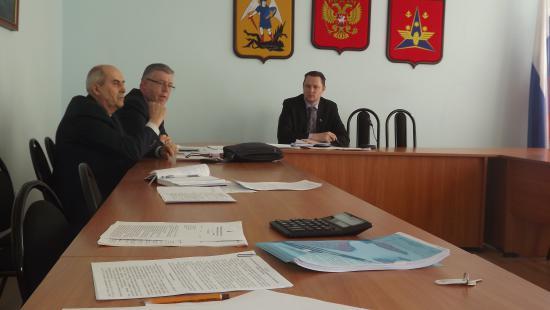 Владимир Могилевский (слева) - один из тех, кто воспользовался приглашением в дни открытых дверей