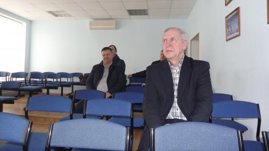 Депутат областного Собрания Василий Бреховских высказал свое мнение по строительству мусоросортировочного завода на комиссии по промышленности