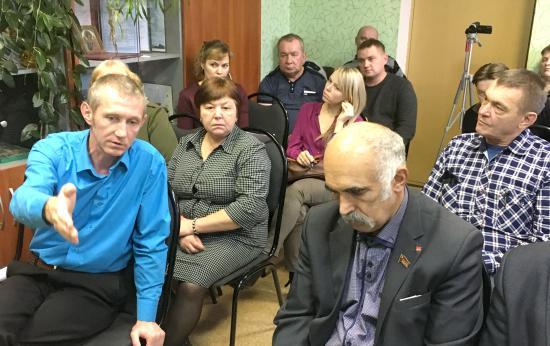 Первый Съезд собрал 27 депутатов