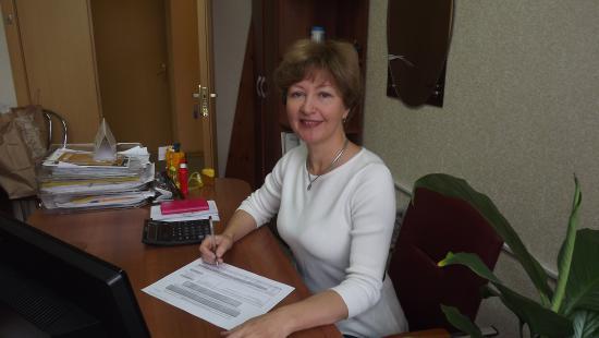 Ольга Васильевна Капшина