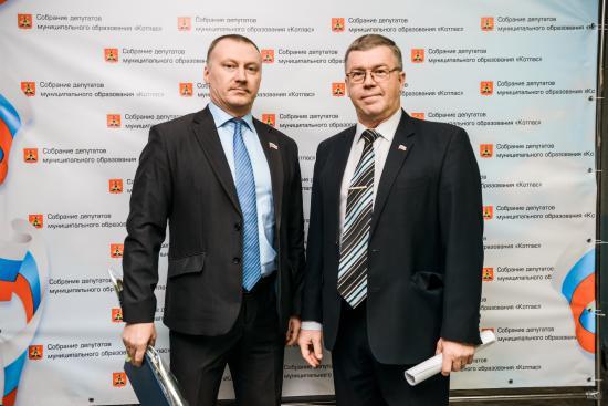 Андрей Рулев и Александр Степанов